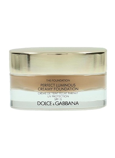 Dolce&Gabbana Dolce Gabbana Perfect Luminous Creamy Fondöten Almond 150 Ten